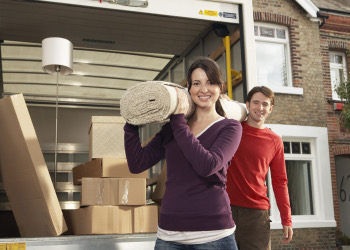 Giffen Furniture Removals Share Truck Space