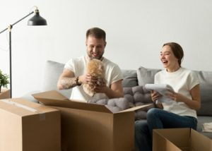 Giffen Furniture Removals Oraganise Which Boxes You Will Need First