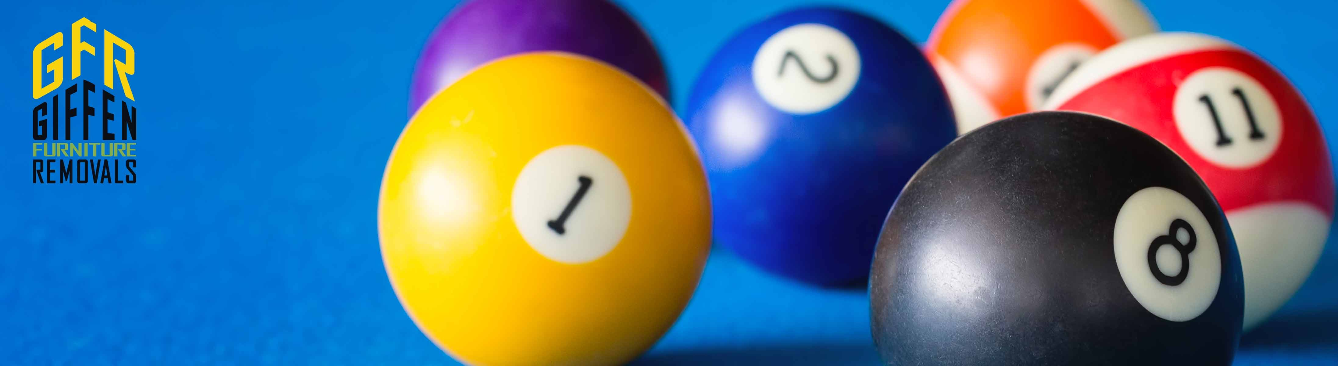 Giffen Furniture Removals What You Should Know When Moving A Pool Table