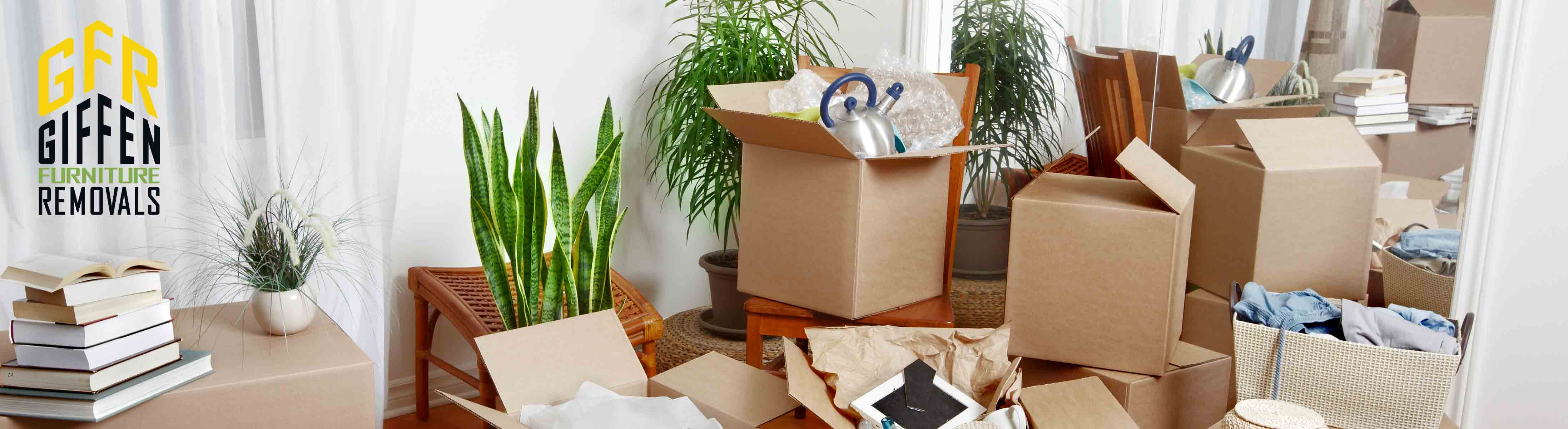 Giffen Furniture Removals How To Pack An Entire House In Just One Day