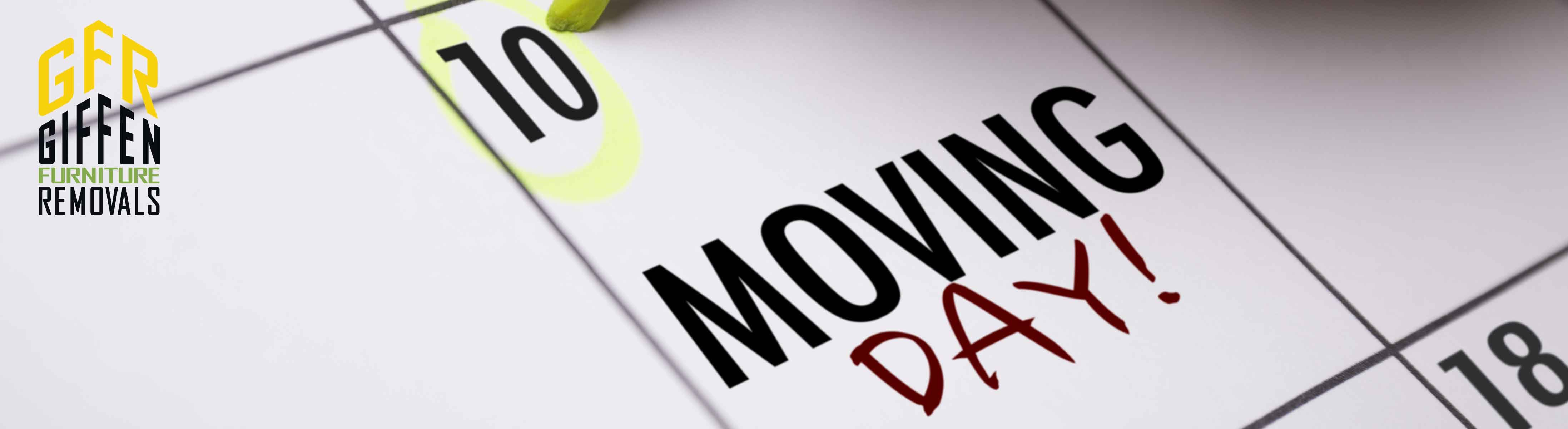 Giffen Furniture Removals How To Save Time & Money When Moving House