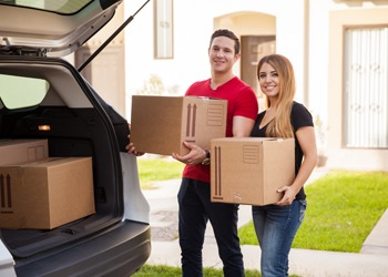 Giffen Furniture Removals Organise A Moving Vehicle