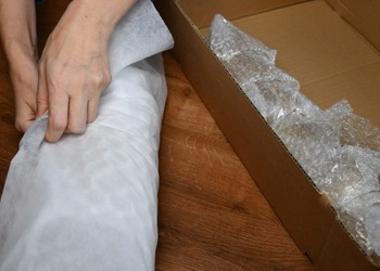 Giffen Furniture Removals Protect Fragile Items