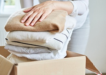 Giffen Furniture Removals Start Packing
